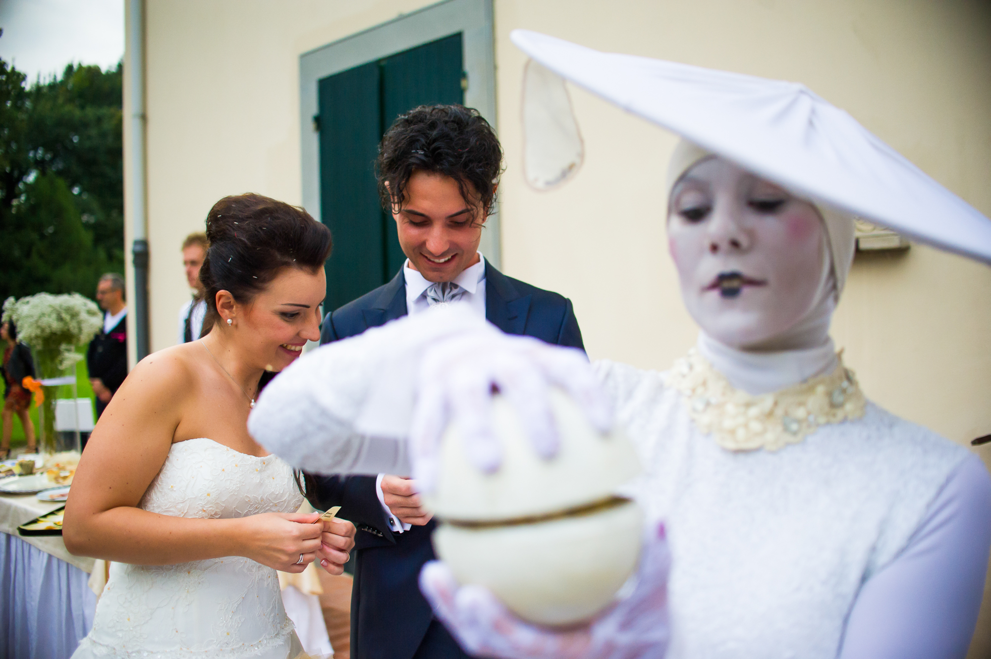 Wedding Parolabianca Bianco Giorno HR